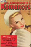 Cover For Glamorous Romances 45