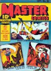 Cover For Master Comics 18