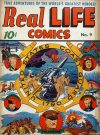 Cover For Real Life Comics 9