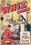 Cover For Whiz Comics 105
