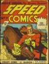 Cover For Speed Comics 7