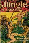 Cover For Jungle Comics 141