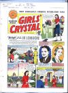 Cover For Girls' Crystal 1244