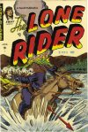 Cover For Lone Rider 7