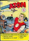 Cover For Captain Atom 5