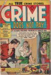 Cover For Crime Does Not Pay 139