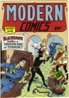Cover For Modern Comics 88