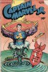 Cover For Captain Marvel Jr. 53