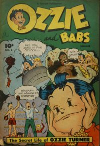 Large Thumbnail For Ozzie and Babs #3