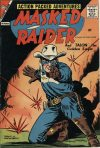 Cover For Masked Raider 15