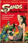 Cover For Sands of the South Pacific 1