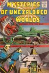 Cover For Mysteries of Unexplored Worlds 20