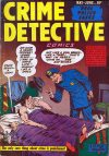 Cover For Crime Detective Comics v2 2