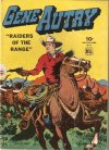 Cover For 0057 Gene Autry