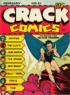 Cover For Crack Comics 21