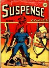 Cover For Suspense Comics 5