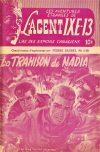 Cover For L'Agent IXE 13 v2 143 La Ttrahison de Nadia