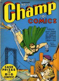 Large Thumbnail For Champ Comics #12 - Version 1