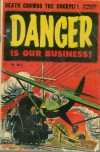 Cover For Danger Is Our Business 2