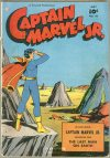 Cover For Captain Marvel Jr. 97