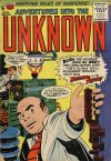 Cover For Adventures into the Unknown 62