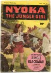 Cover For Nyoka the Jungle Girl 48