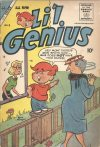 Cover For Li'l Genius 8