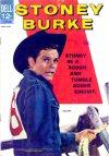Cover For Stoney Burke 1