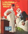 Cover For Sexton Blake Library S3 258 The Dilemma of Doctor Hiley