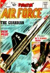 Cover For Fightin' Air Force 30