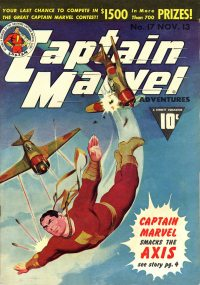 Large Thumbnail For Captain Marvel Adventures #17