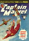 Cover For Captain Marvel Adventures 17