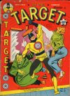Cover For Target Comics v2 9