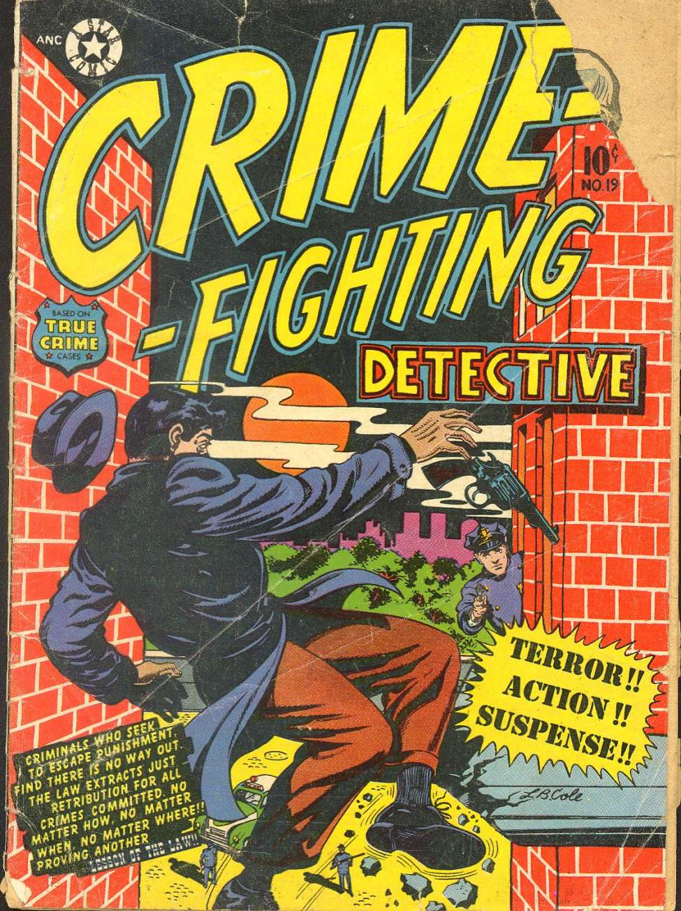 fighting crime essay Crime causes effect essay examples are you in from the deep affection of the american public towards crime-fighting superheroes to movies and videogames.