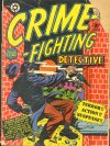 Cover For Crime Fighting Detective 19