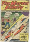 Cover For The Marvel Family 62