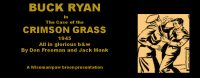 Large Thumbnail For Buck Ryan 25 - The Case of Crimson Grass