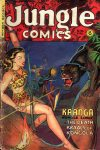 Cover For Jungle Comics 136