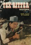 Cover For Tex Ritter Western 21