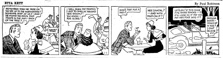 strips comic Etta of