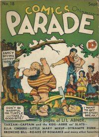 Large Thumbnail For Comics on Parade v2 6 (18)