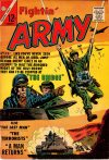 Cover For Fightin' Army 50
