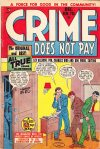 Cover For Crime Does Not Pay 70