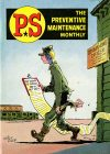 Cover For PS Magazine 15