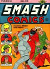 Cover For Smash Comics 20