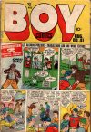 Cover For Boy Comics 41