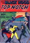 Cover For Top Notch Comics 11