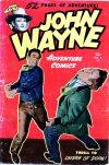 Cover For John Wayne Adventure Comics 6
