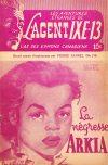 Cover For L'Agent IXE 13 v2 135 La négresse Arkia