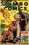 Cover For Jumbo Comics 131
